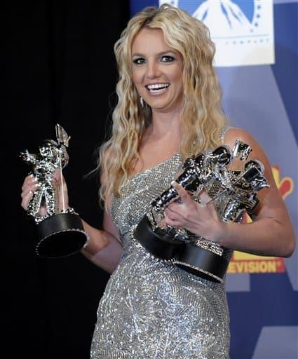 britney spears MTV Video Music Awards 2008