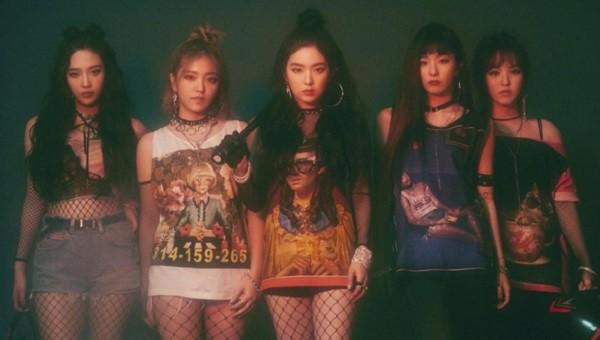 Red Velvet di nhất