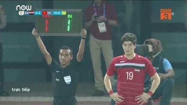 Soobin Hoàng Sơn và Ngô Kiến Huy bất ngờ nổi như cồn sau trận đấu lịch sử của Việt Nam