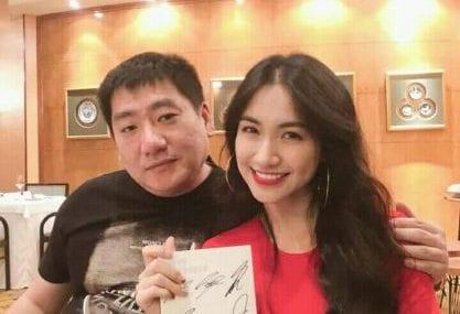 Người đàn ông giúp Hòa Minzy